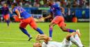 Copa America match,James Rodriguez,Duvan Zapata