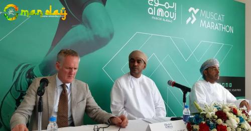 5000 runners for Al Mouj Muscat Marathon