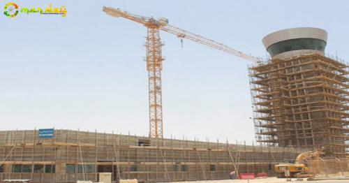 70% OF WORK ON PASSENGER TERMINAL AT DUQM AIRPORT COMPLETE: MOTC