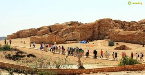 Al Baleed Archaeological Park and Frankincense Land Museum received 17,981 visitors while Samahram Archaeological Site received 6,032 visitors. -ONA