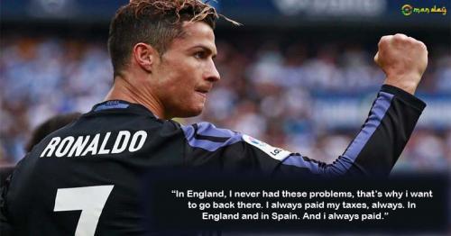 Ronaldo Tax