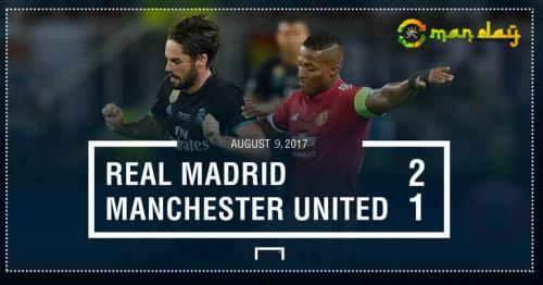 Real Madrid Win