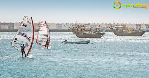 Oman Youth Sailing Championship in Sur