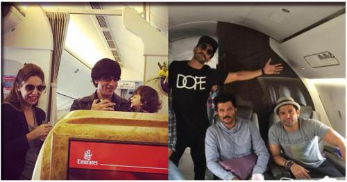 Do You Know These 8 Bollywood Stars Travel In Their Own Luxurious Private Jets