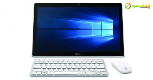 Advanced portable All-In-One touch PC experience now in Oman