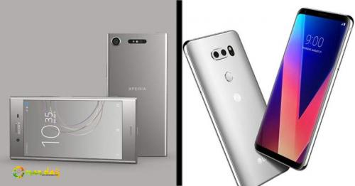 Sony and  LG