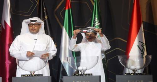 Oman drawn with Saudi Arabia, UAE in Gulf cup