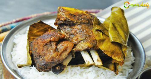 Food In Oman