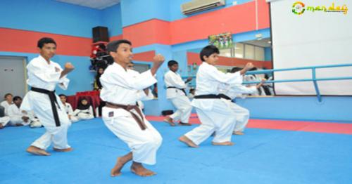 10th Karate Championship from December 20