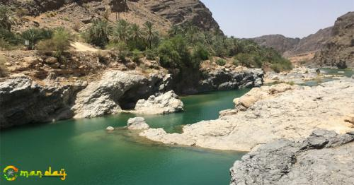 Wadi Al Arbiyeen luring tourists with its beauty