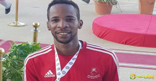 Omani athlete banned from taking part in any events