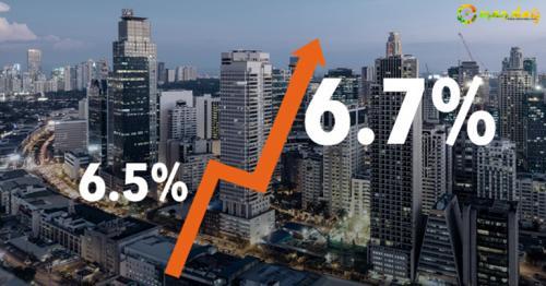 Philippine economy grows 6.7% in 2017