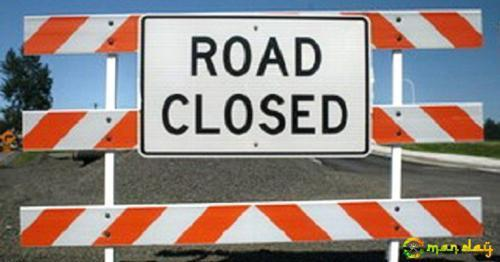 This road in Muscat will be closed for five days
