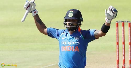 Virat Kohli Records: Records set by King Kohli during his 160-run knock in 3rd ODI