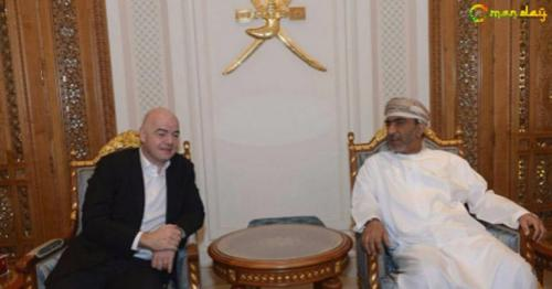 Infantino asserts FIFA 2022 World Cup will be in Qatar