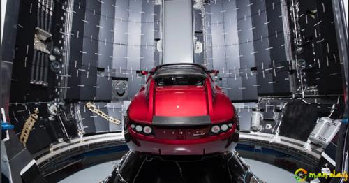 Is the Tesla Roadster Flying on the Falcon Heavy's Maiden Flight Just Space Junk?