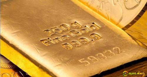 Gold dips, heads for second weekly loss