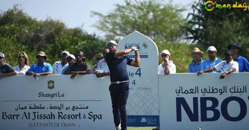 Golf: Ritthammer excited for Oman's European Tour debut