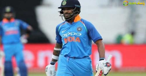 Century On A Century - Shikhar Dhawan Celebrates His 100th ODI With Yet Another Three-Figure Score