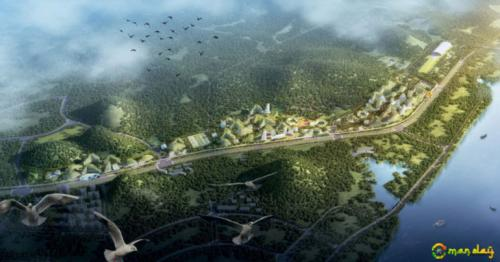China Building World's First 'Forest City' With One Million Plants