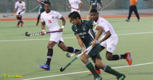 Hockey: Pakistan blank Oman in tri-series opener