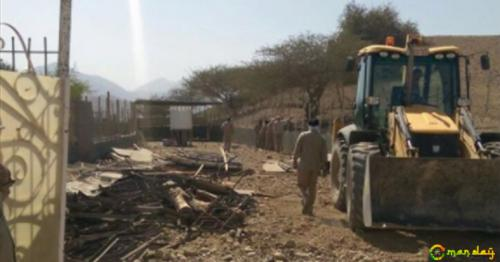 Several building violations removed in Oman