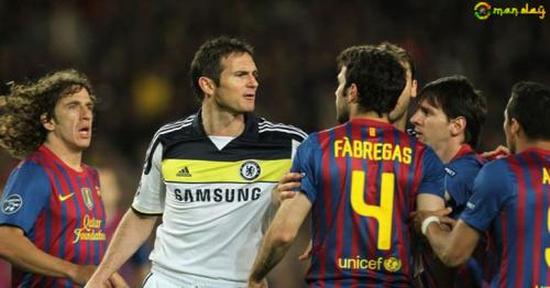 Five classic Chelsea vs. Barcelona Champions League ties