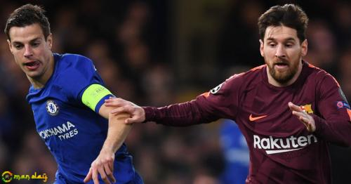 Messi breaks Chelsea duck to earn Barca 1-1 draw