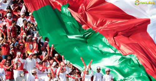 OFA announced Free entry for Oman's loyal football fan