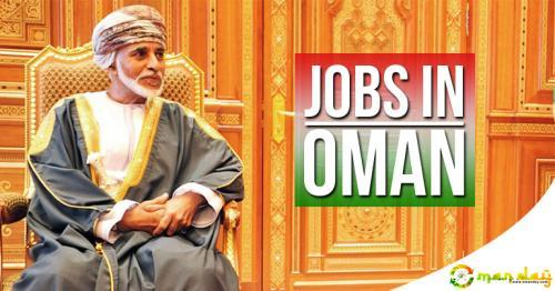 Top 10 Jobs Vacancy in OmanOman