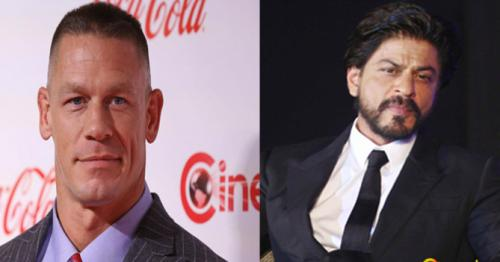 Wrestler John Cena Can't Stop Gushing About Shah Rukh Khan, Posts Another Picture Of King Khan