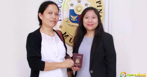 Filipino expat in Oman gets first 10-year passport