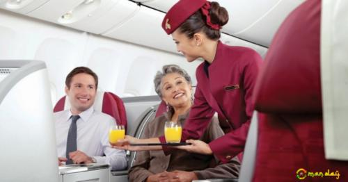 What is the salary of Flight Attendants in the Airlines of Gulf Countries?