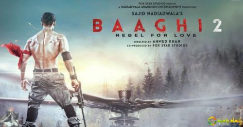Ahead Of Baaghi 2 Release, Tiger Shroff Confesses It Was His Dream To Become An Action Hero