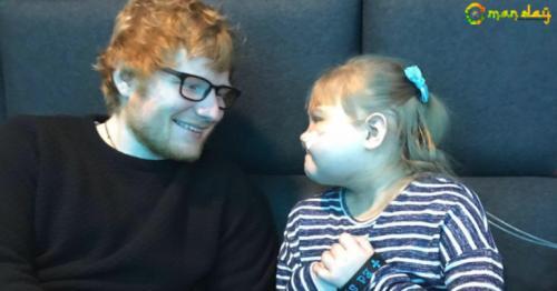 Ed Sheeran Donates Guitar To Raise Money For Terminally Ill Fan