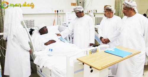 This hospital in Oman just got 10 new dialysis machines