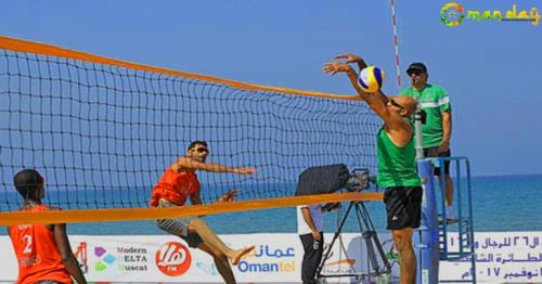 One-star FIVB Beach Volleyball World Tour arrives in Oman
