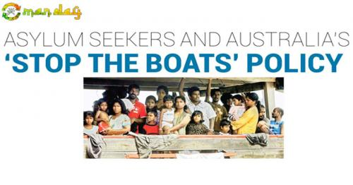 Asylum Seekers and Australia's 'stop the boats' policy