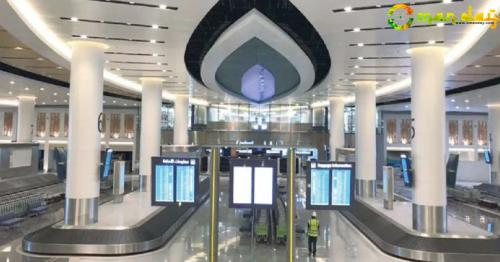 e-Visa gate at airport for smooth entry