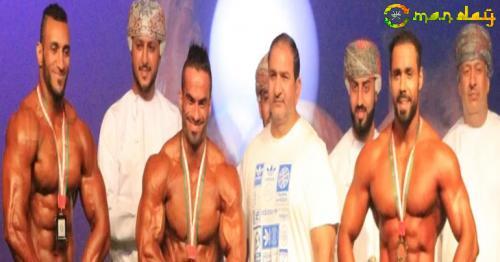 Al Maskari wins top prize at Oman Bodybuilding Championship