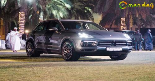 Porsche's Cayenne offers greater versatility