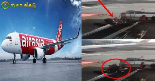 AirAsia Porters Mishandling Luggage Resulting To Damaged Air Freighted Items Goes Viral