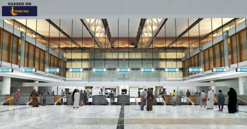 Video: Here's a walkthrough of the new Muscat International Airport