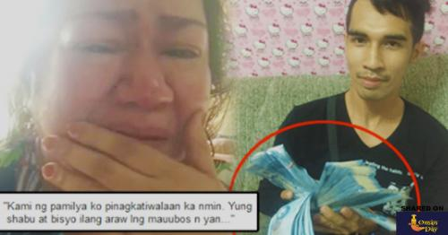 A Video of a Woman Went Viral on Facebook After Her Nephew Allgedly Stole her Money Worth 400,000 Pesos