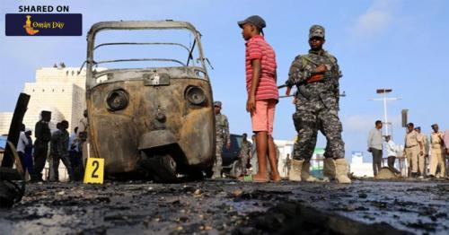 Suicide Car Bomb Kills Three in Somalia