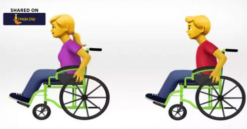 From Wheelchairs To Guide Dogs, Apple Moves To Make Emojis More Inclusive