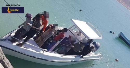 134 expat workers arrested for fishing illegally