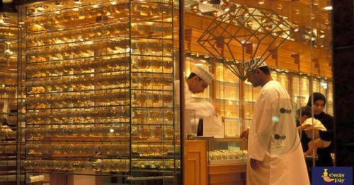 Gold Price in Oman in Omani Rial (OMR)