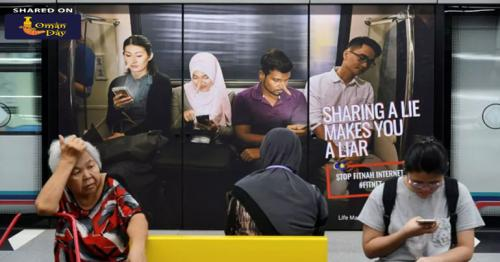 Malaysia outlaws 'fake news'; sets jail of up to six years