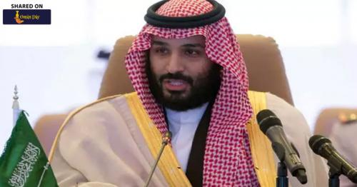 "Palestinians, Israelis ""Have The Right To Their Own Land,"" Says Saudi Prince"